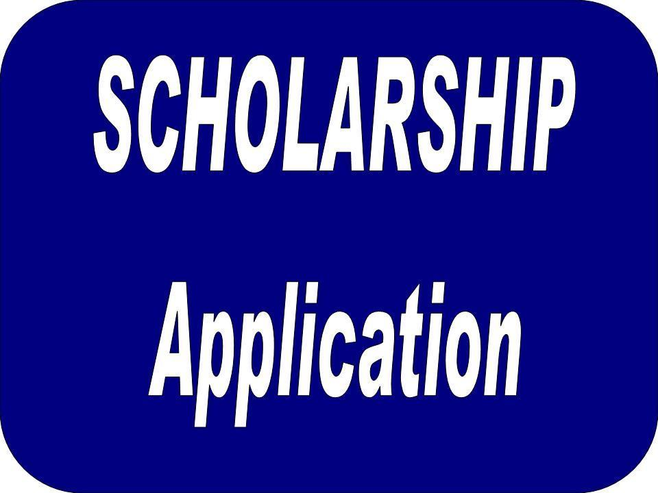 McLoud School Foundation Scholarship Application
