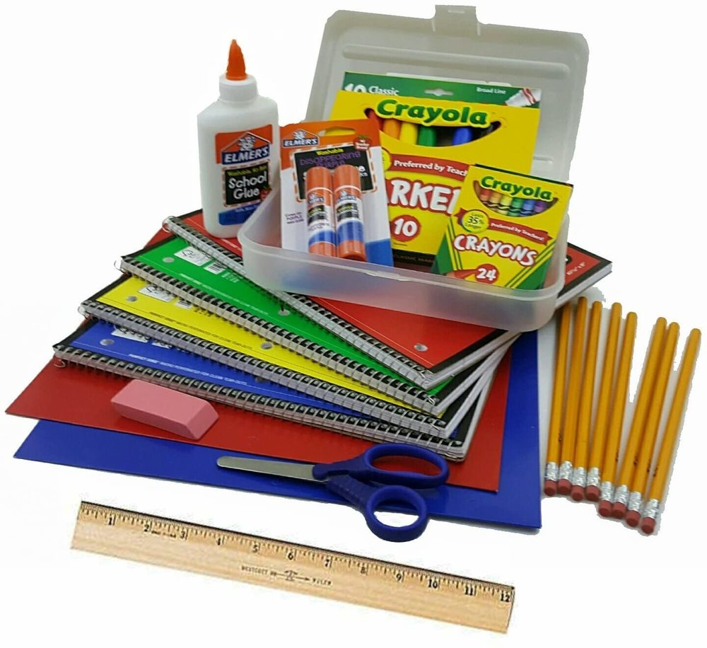 2020-2021 ECC, Elementary, & Intermediate School Supply Lists