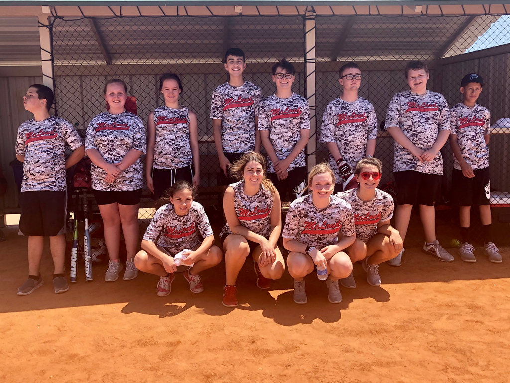State Special Olympics Softball