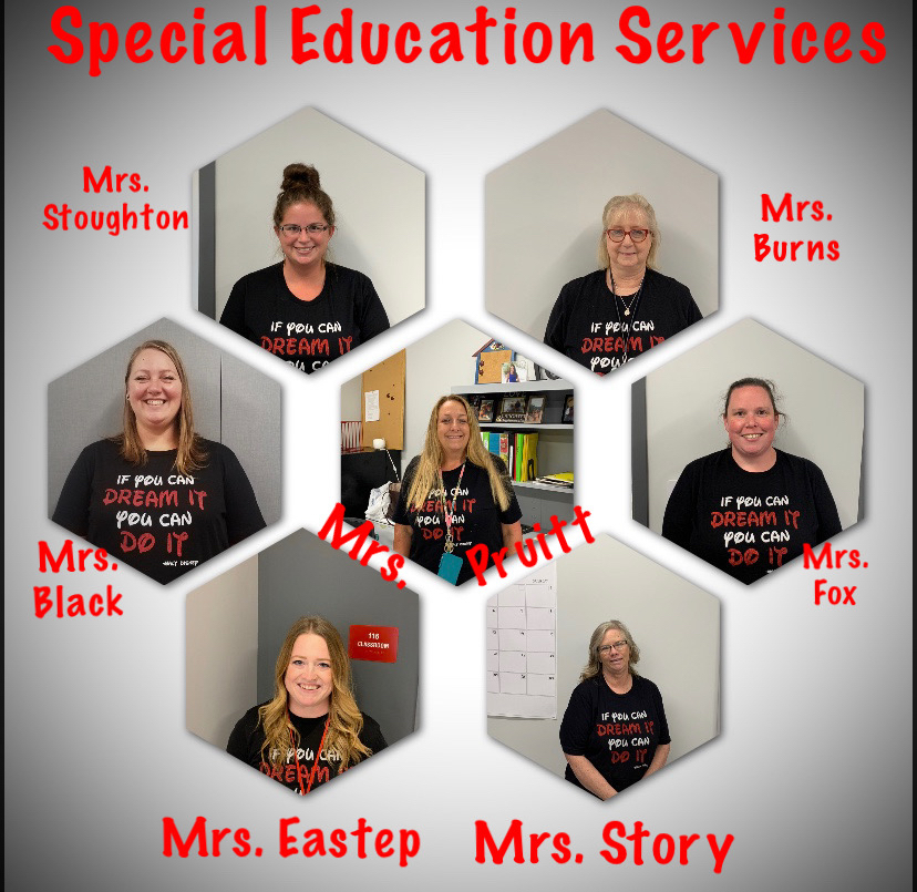 Special Education Super Stars!